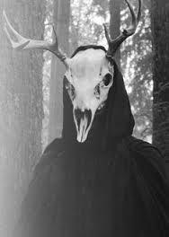 creepy ram skull - Google Search