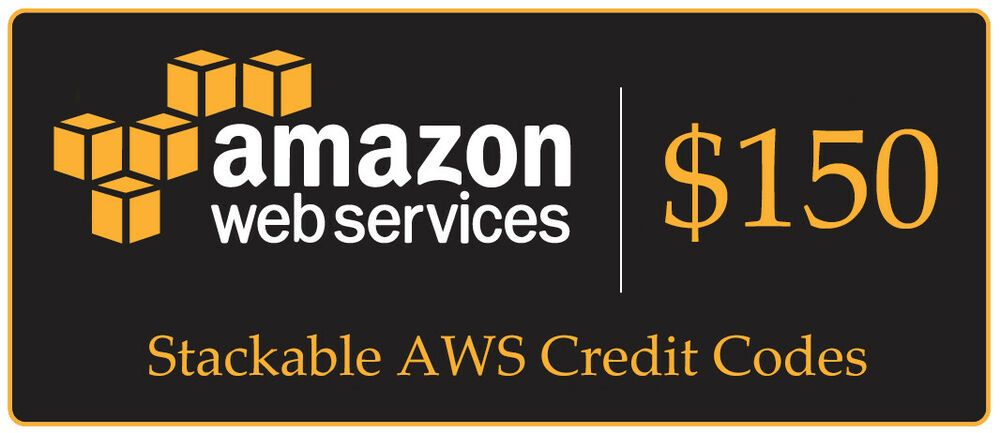 $150 Amazon Web Services AWS Lightsail EC2 Promo Code Credit