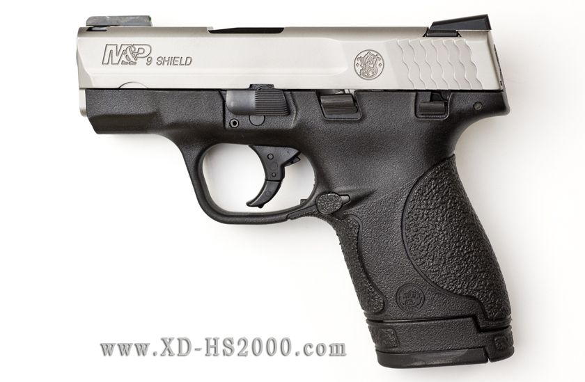 Smith and Wesson M and P Shield 9mm- Definitely like this one for my  concealed