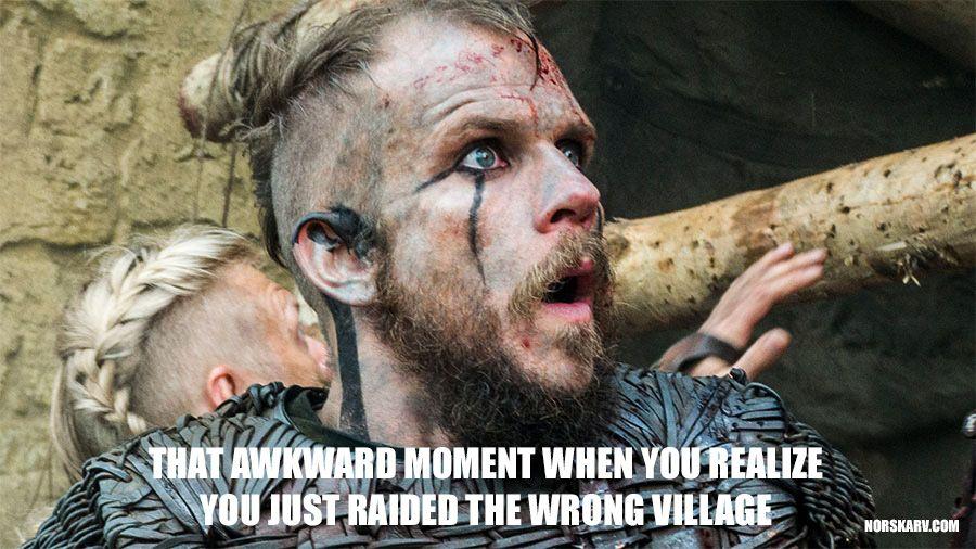 vikings history channel meme with floki from norskarvcom