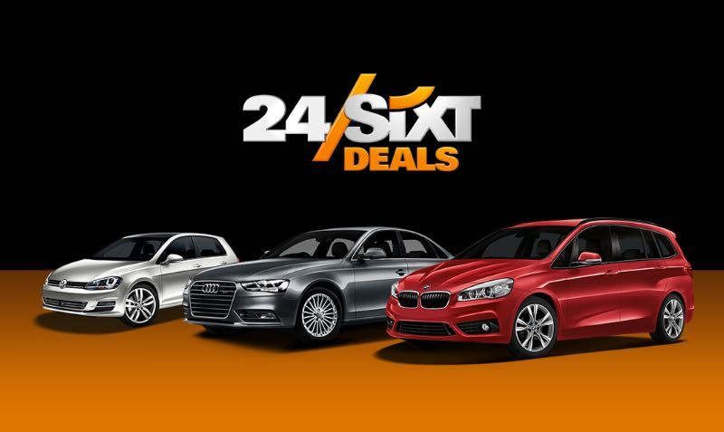 15 Off Car Rentals Sale At Sixt Edealo Car Rental Deals Car Rental Car Ads