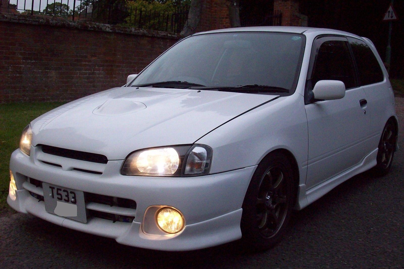 Kelebihan Kekurangan Toyota Starlet 1999 Perbandingan Harga