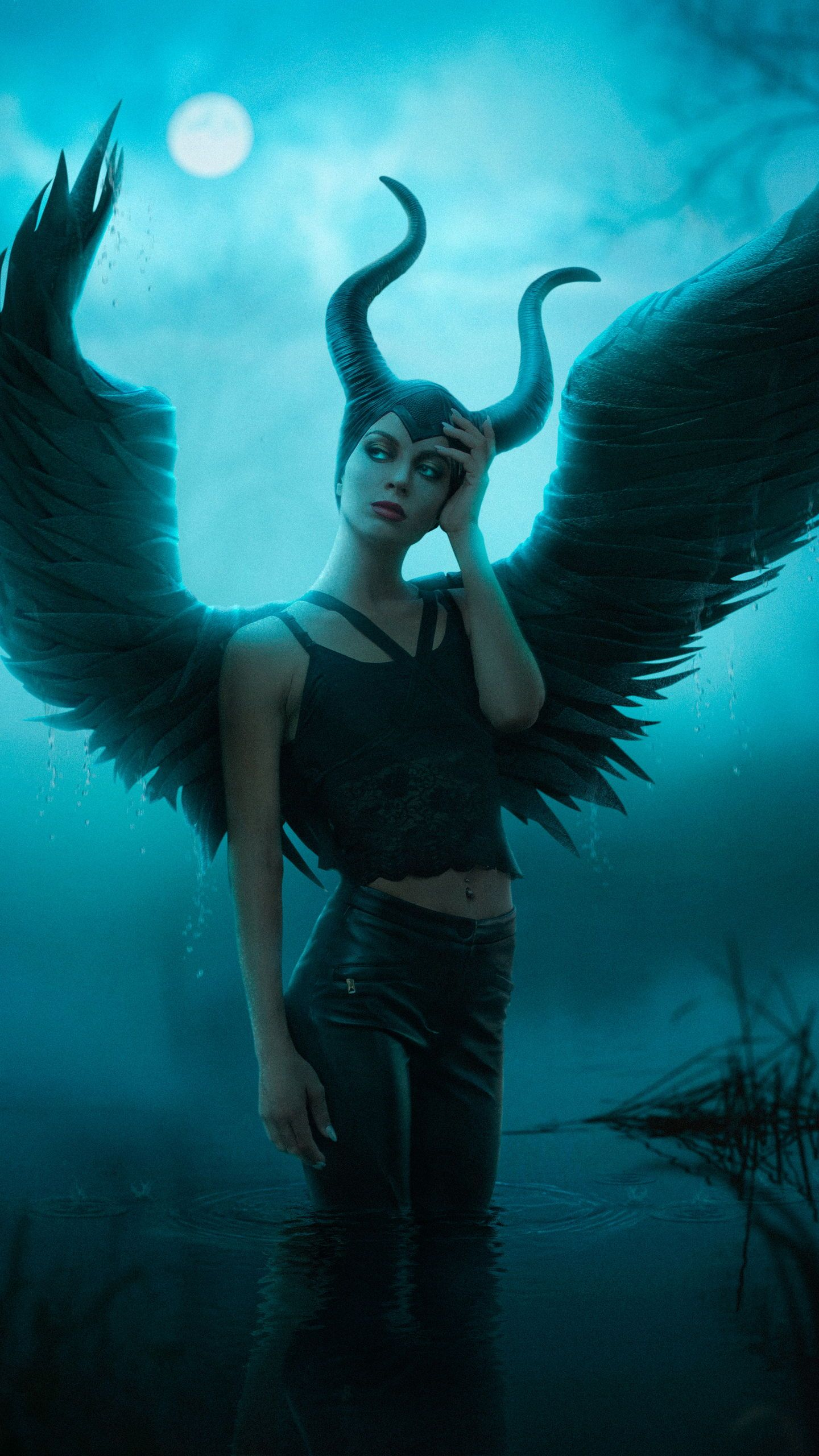 Maleficent Mistress Of Evil Review A Boring Yet Heartwarming Sequel Maleficent Maleficent2 Maleficentmistress Maleficent Fantasy Films All Disney Movies