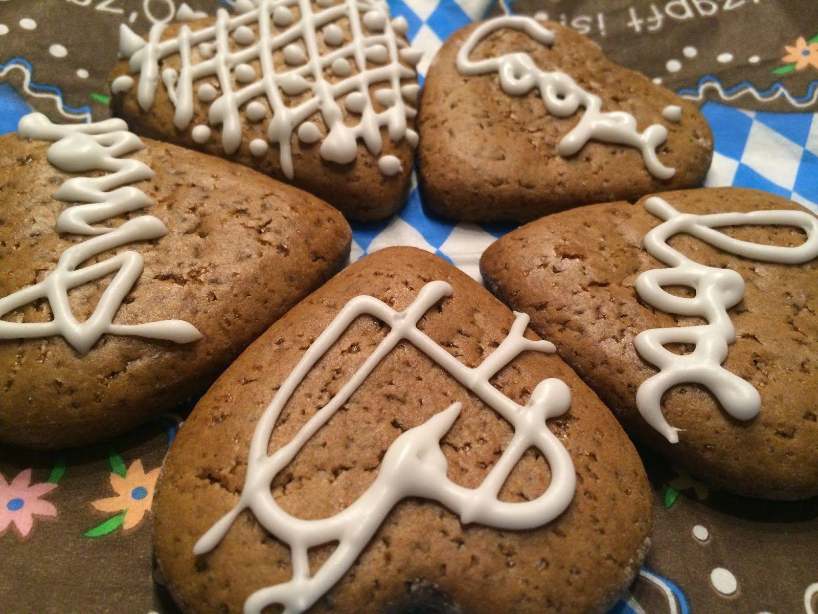 Lebkuchen - pão de mel… delicioso