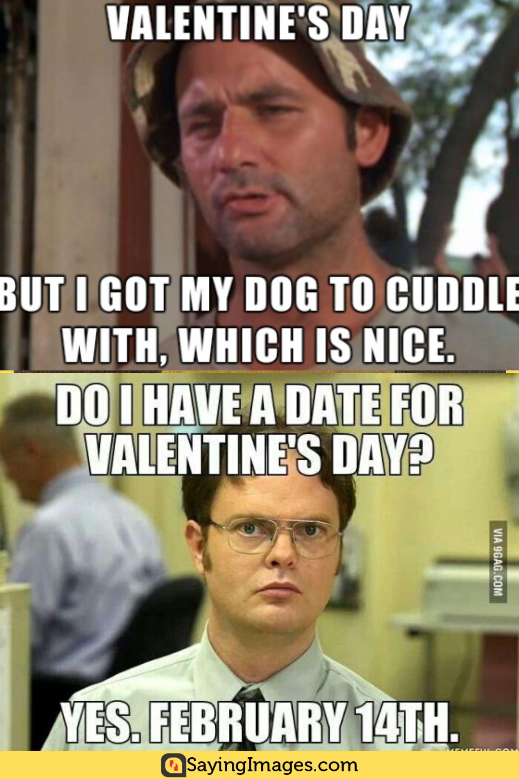 75 Funny Valentine Memes To Get You Through V Day Sayingimages Com Funny Valentine Memes Valentines Memes Funny Valentine