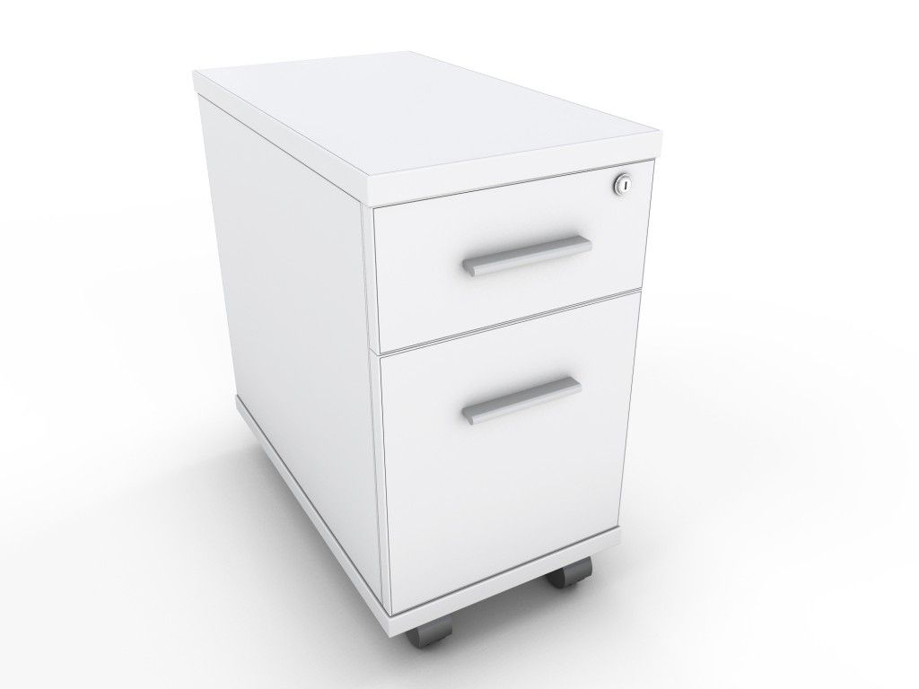 Desk Drawer Units Under Desk  Desk with drawers, Drawer unit, Drawers