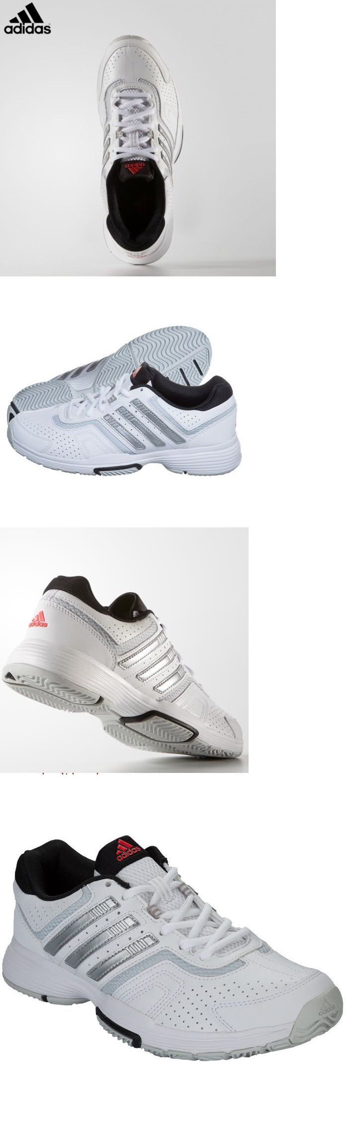 best authentic fd978 9ac0d Clothing Shoes and Accessories 62229  New-In-Box Adidas Women Barricade  Court 2 Tennis Shoes White Sz 6 Running Gym -  BUY IT NOW ONLY   35.99 on   eBay ...