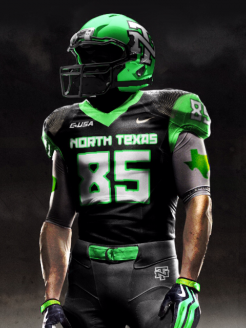 separation shoes f4a0b 713e6 Another fantastic Mean Green uniform design. Go Mean Green ...