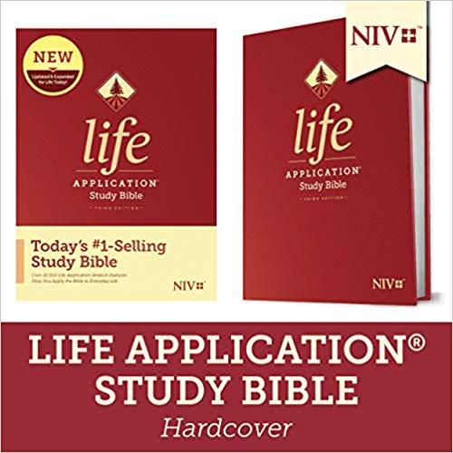 NIV Life Application Study Bible Life application study