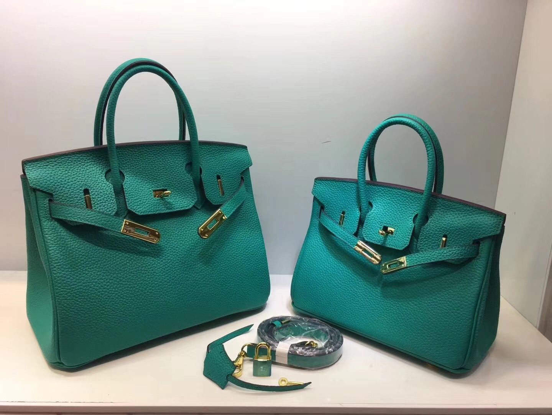 a9cefc3b435a Hermes birkin tote bag Togo leather 30 35cm