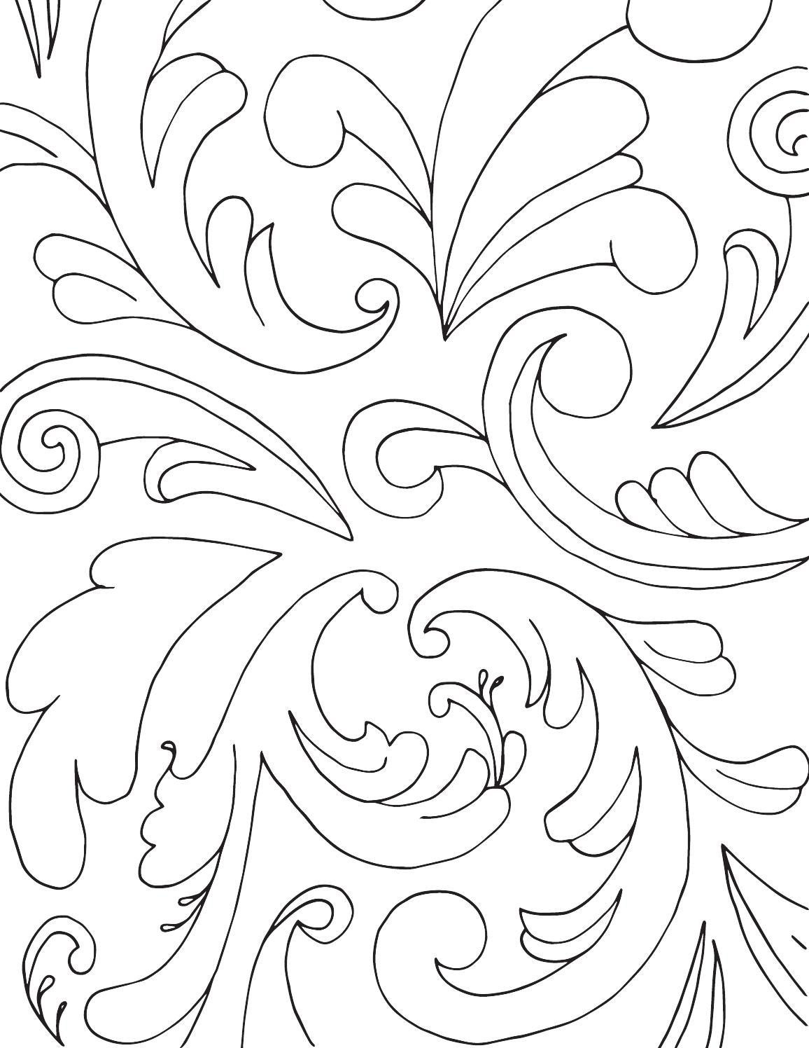 Rosemaling Coloring Book1 Paper Art Color Coloring Pages Paper Art