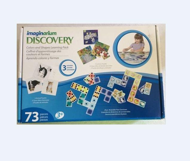 Imaginarium discovery toys r us colors shapes learning pack 73 imaginarium discovery toys r us colors shapes learning pack 73 easter kids new imaginarium negle Choice Image