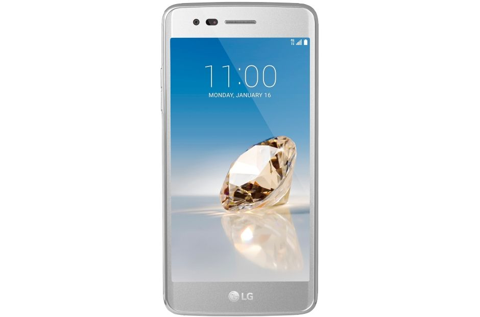 LG Aristo™ Silver | Metro by T-Mobile | KEVIN | Prepaid cell