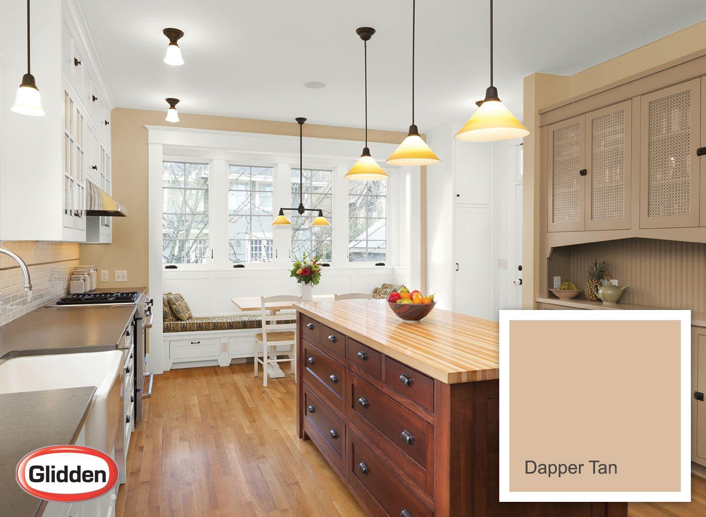 Dapper Tan | Grab N Go | Color | Glidden.com For A Part 69