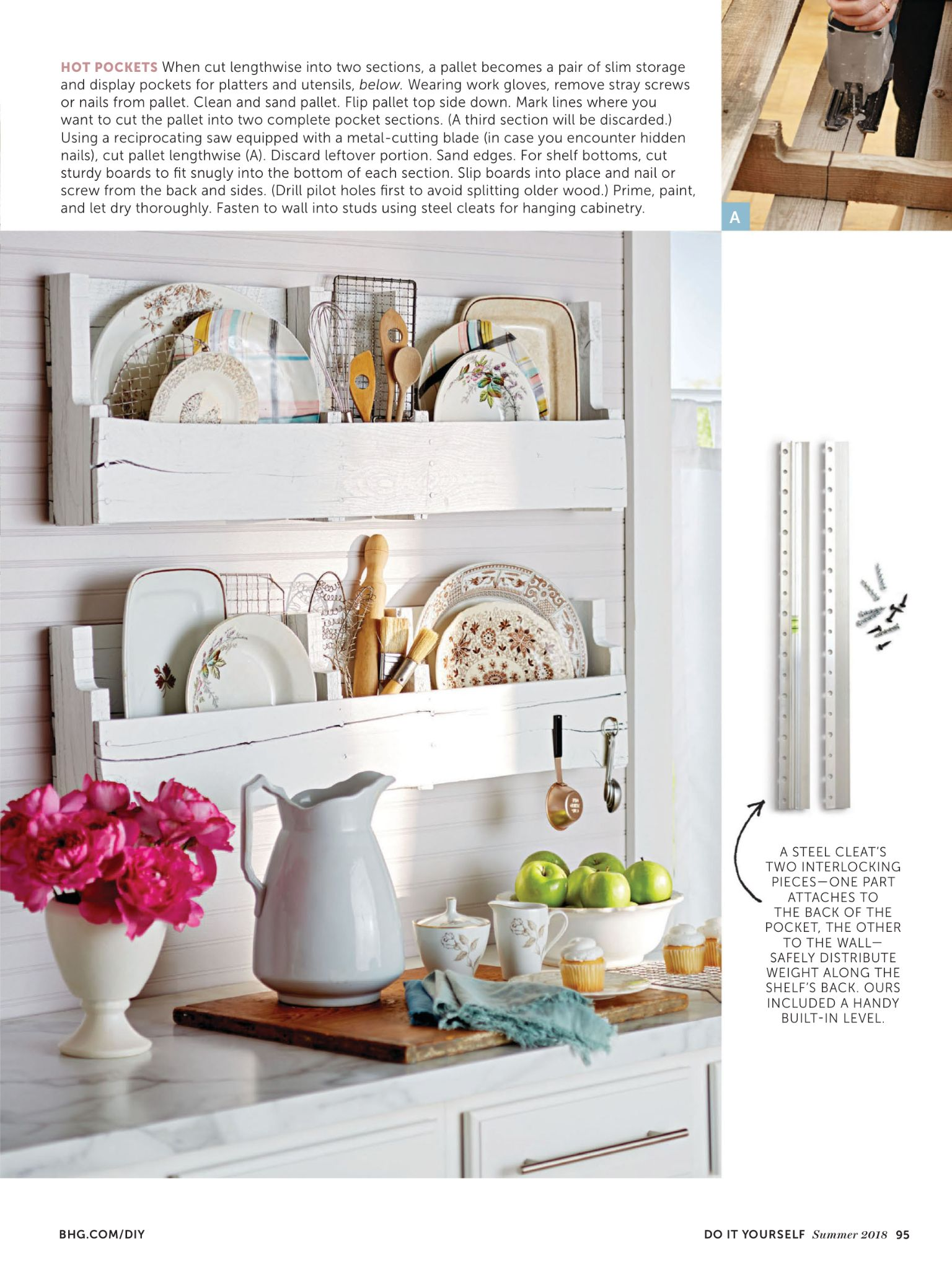 rough to riches from do it yourself magazine summer 2018 read it on the texture app on do it yourself kitchen organization id=98067
