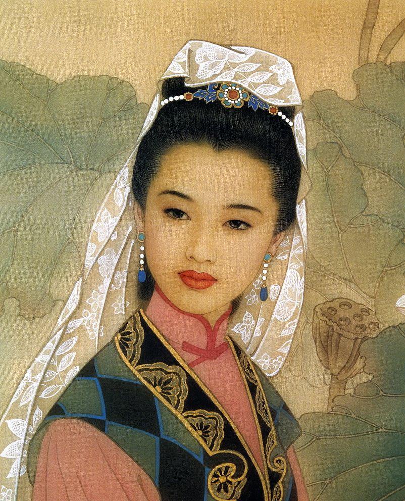 Zhao Guojing & Wang Meifang.