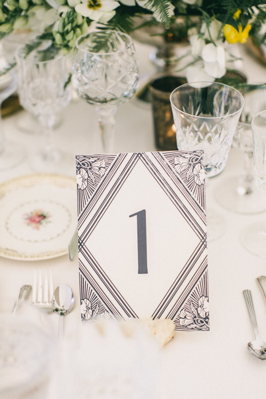 Great Gatsby Wedding in California | Inspiration, Galleries and Gatsby