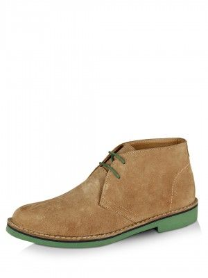 AKA Suede Boots Designed By PATRICK COX For KOOVS