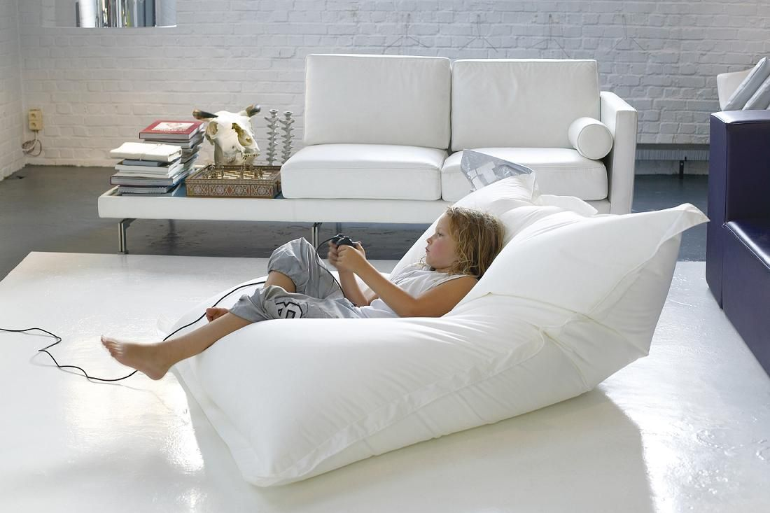 Bean Bag Chairs Cool And Comfy Sitting At Home Bean Bag Chair
