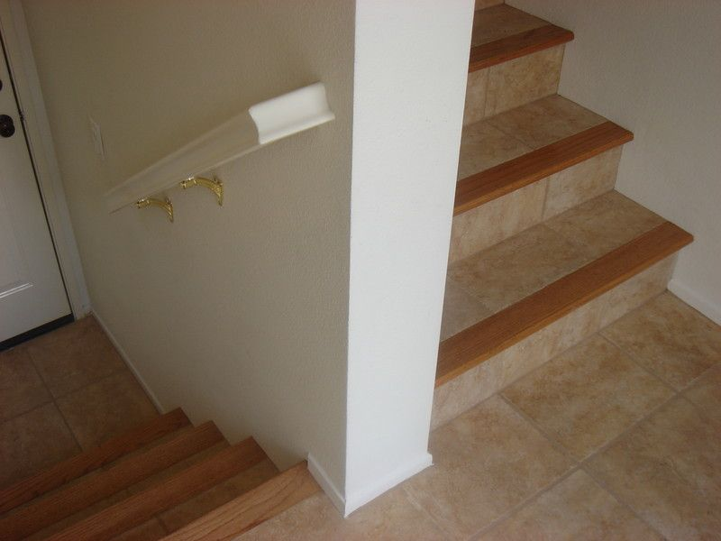 Best Travertine Tile On Stairs Tile Stairs With Wood 400 x 300