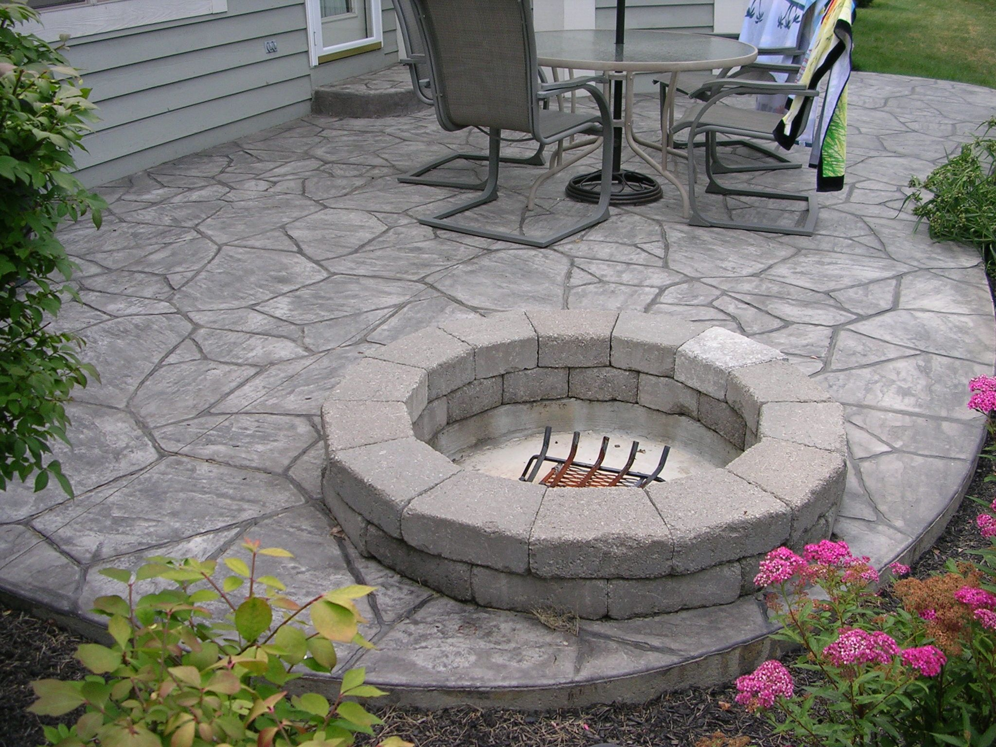 Custom Concrete Plus: Custom concrete services offered in Columbus ...