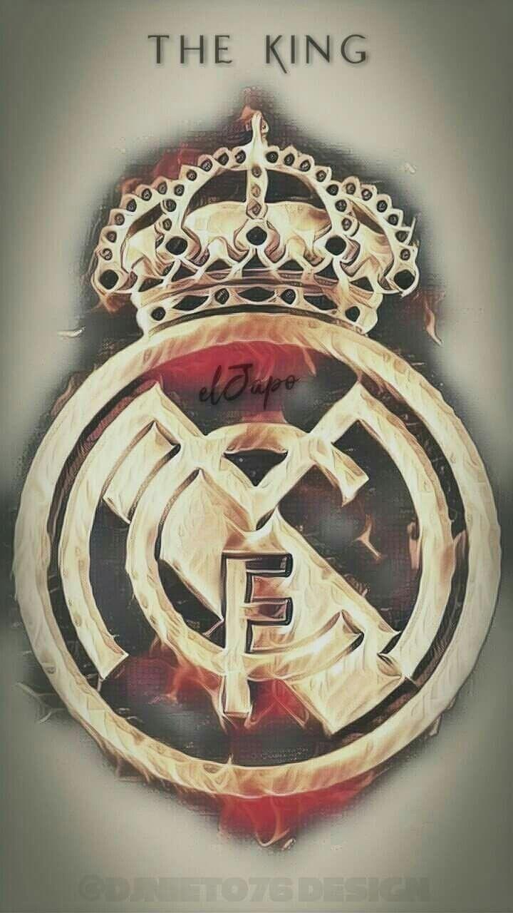 Real Madrid 3d Logo Wallpaper Real Madrid Wallpapers Real Real Madrid Wallpaper Escudo 3d Dp Bbm Real Madrid New Logo Cool Wall Real Madrid Madrid Zaragoza