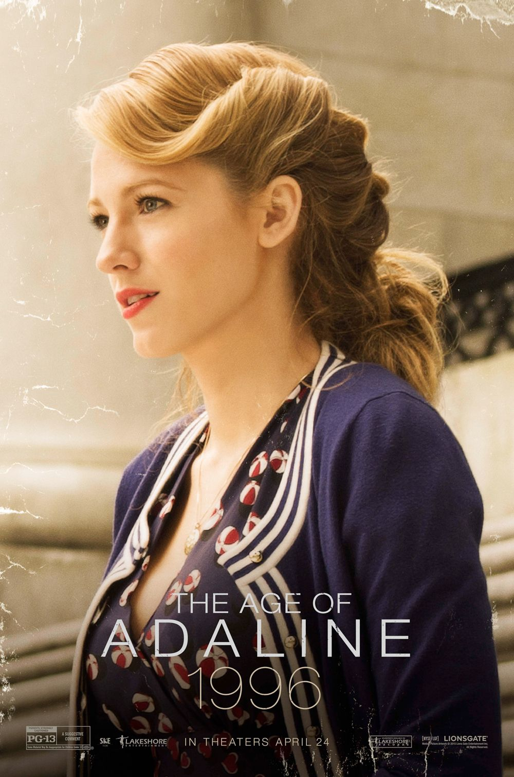 The Age of Adaline 1996