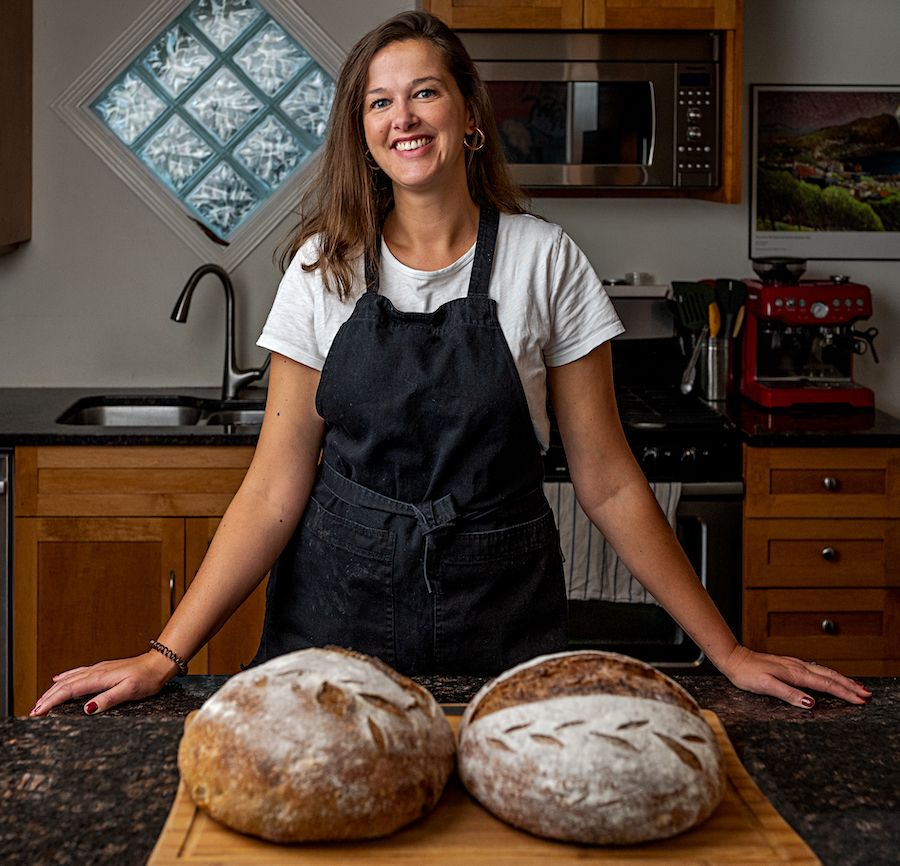 42++ The baker yoga bread trends