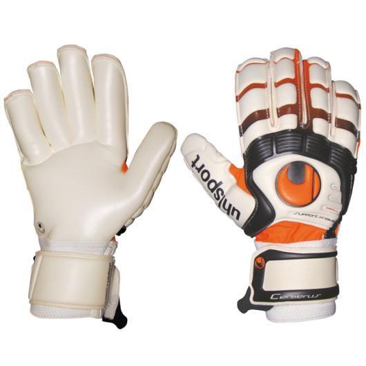 Uhlsport Cerberus Supersoft SF Rollfinger Goalkeeper Glove