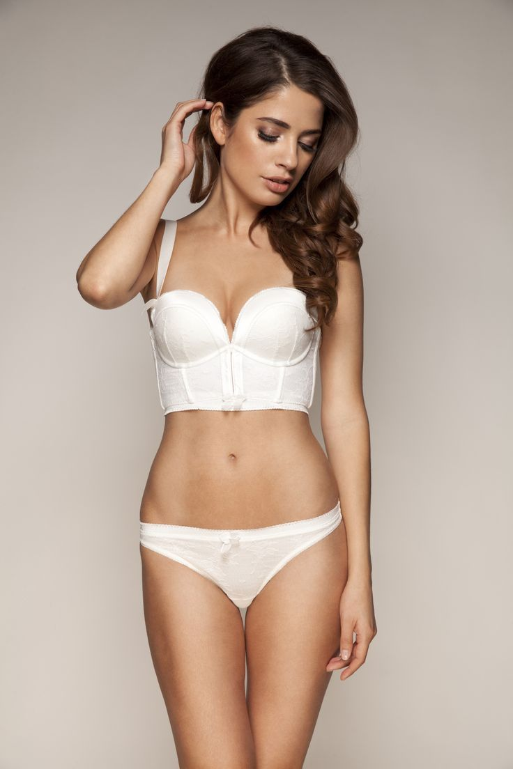 a9b38583fcf Gossard SS2014 - Retrolution Bridal Staylo Bra and Brief