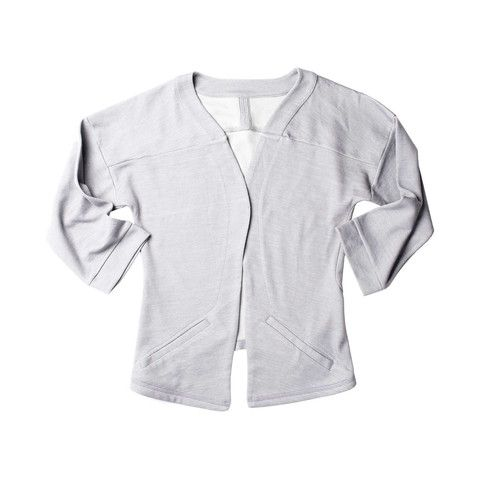 Locally Grown Clothing Co.-Women's Daily Cardigan $110- Merino + Cotton Collection #madeinusa