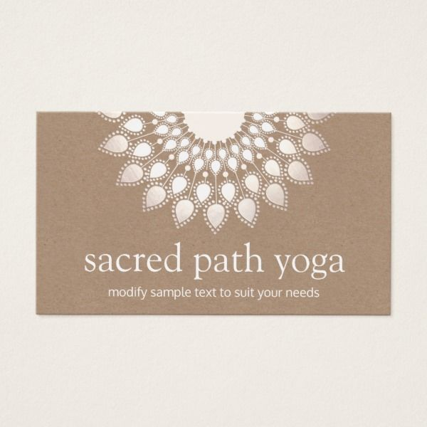 White silver lotus mandala yoga and mediation business card custom white silver lotus mandala yoga and mediation business card custom professional business cards for teachers and colourmoves
