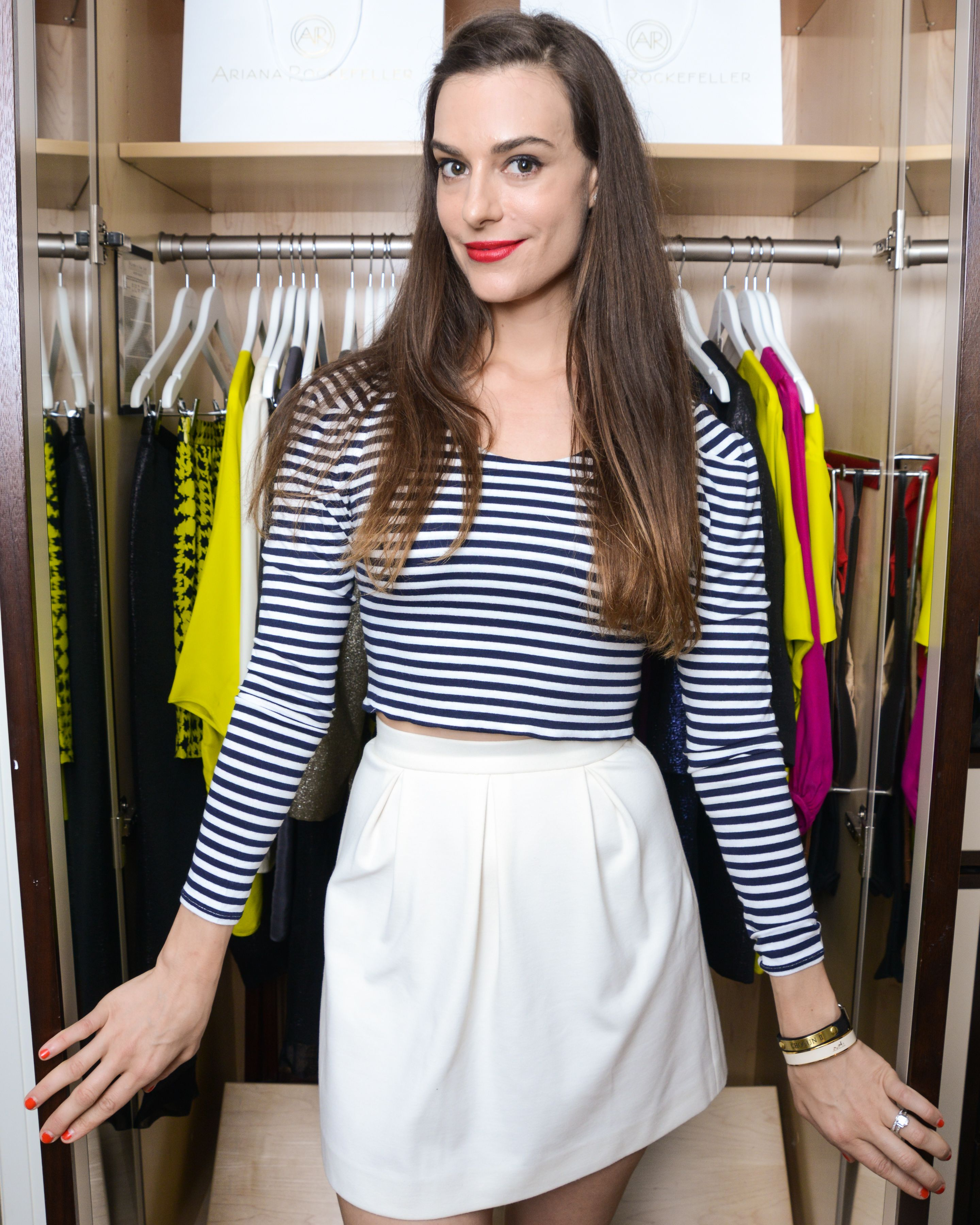 Ariana Rockefeller On Her Spring Collection And Her First Met Ball -