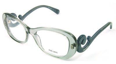 ebdf331d33a Prada VPR09P Eyeglasses Color HA91O1 « Impulse Clothes
