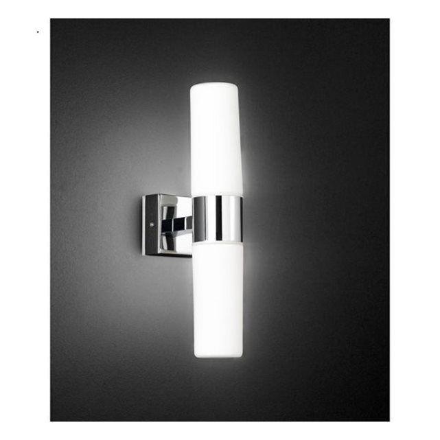 Double LED applique salle de bain Brume | Salle bain | Pinterest ...