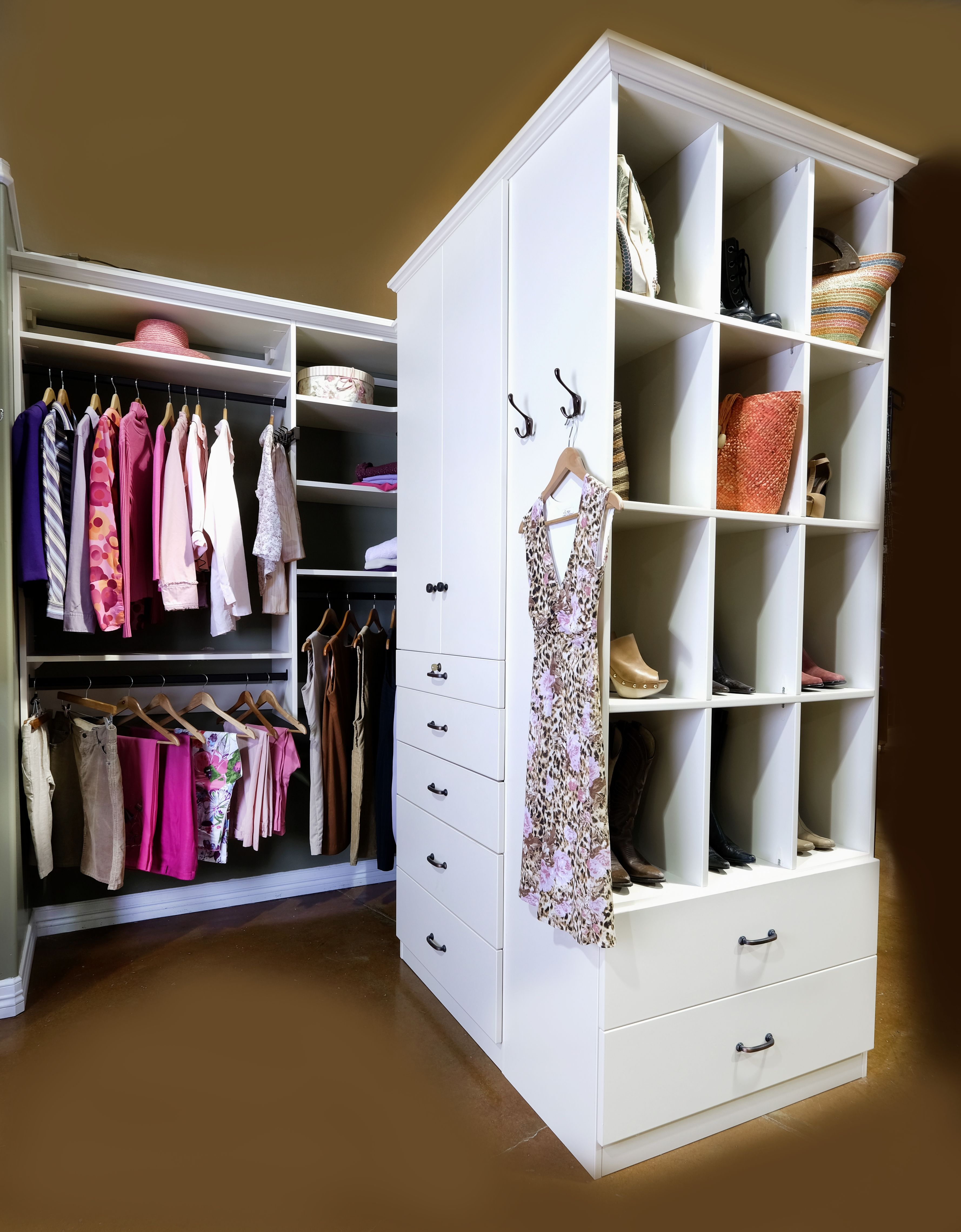 Pin By Closets To Go On Custom Closet Organizers Closet Designs