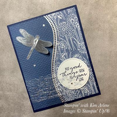 Dandy Garden Suite/Curvy Dies Card