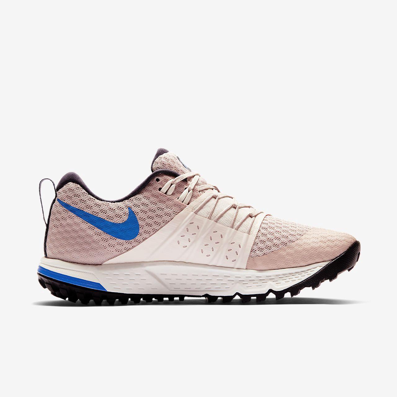 Nike Air Zoom Wildhorse 4 Women's Running Shoe 10.5 Blue