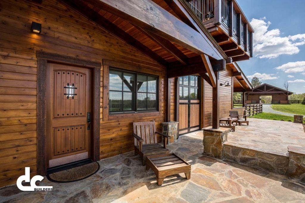 Barn Homes - Design, Plans & Construction   Barn house ...