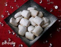 Biscuits Kipferl de C. Felder (de délicieux petits sablés vanillés qui ont fait le tour de la blogosphère)