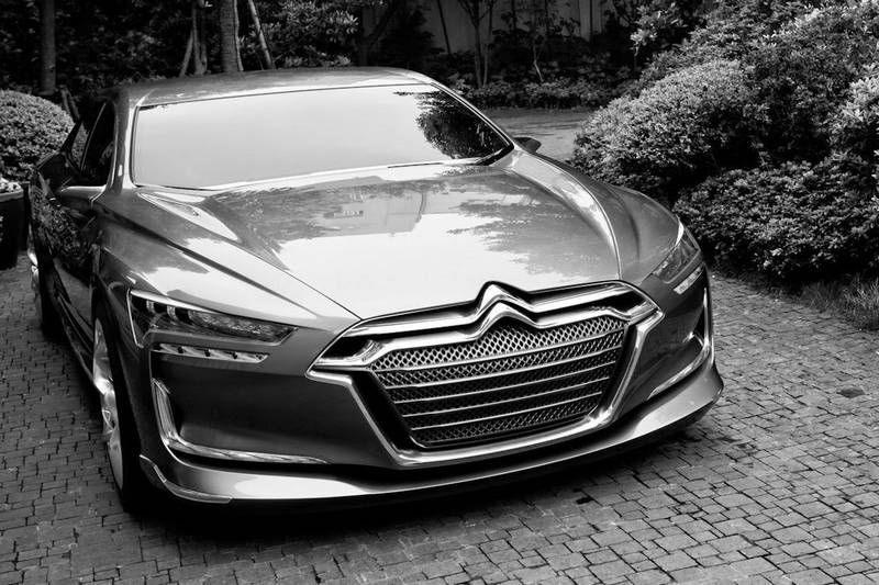 Masywnie Citroen DS6 Metropolis | Statistics & Technology | New supercars DO59