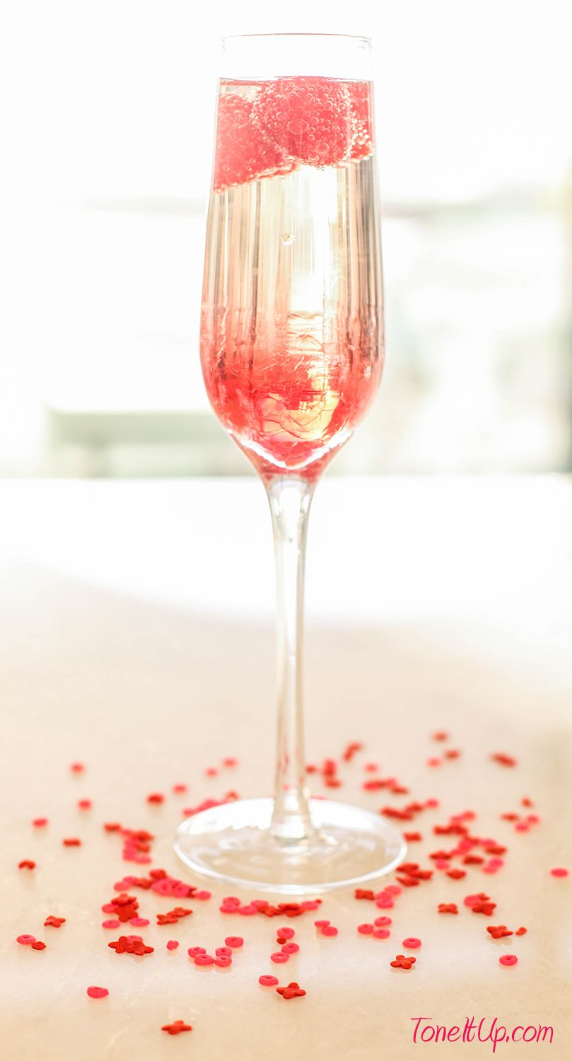tone it up approved valentines day cocktails - Valentine Drink