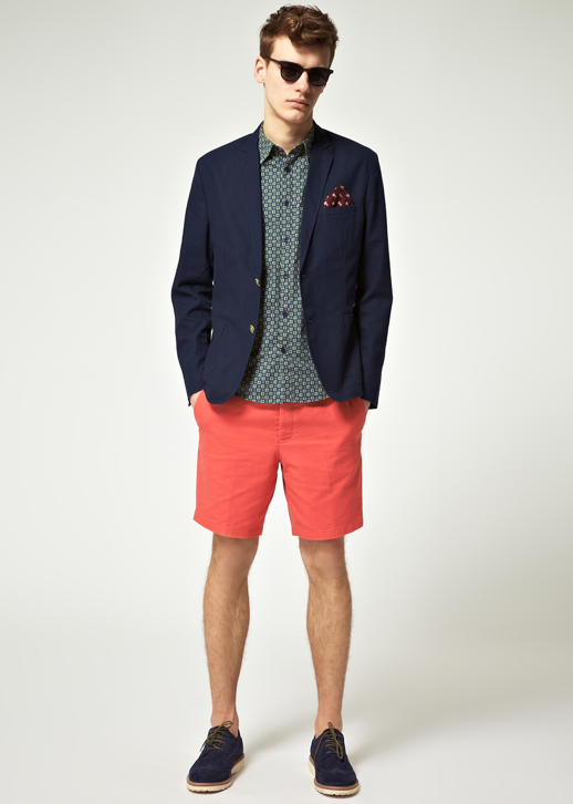 1000  images about Suit Shorts on Pinterest | Flower prints, Men's
