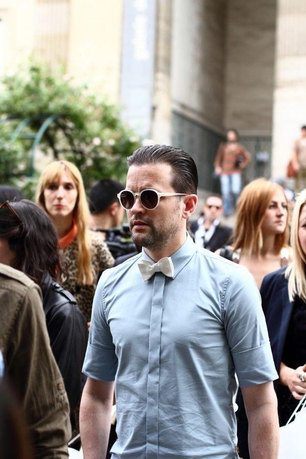 Semaine de la mode -  collection homme Printemps/Eté 2013