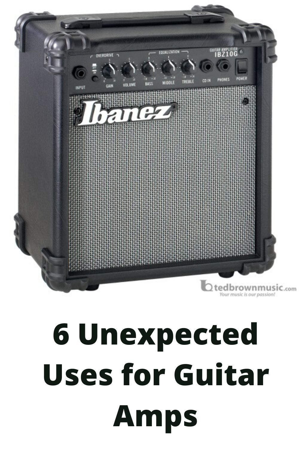 6 Unexpected Uses For Guitar Amps In 2020 Acoustic Guitar Amp Guitar Amp Guitar