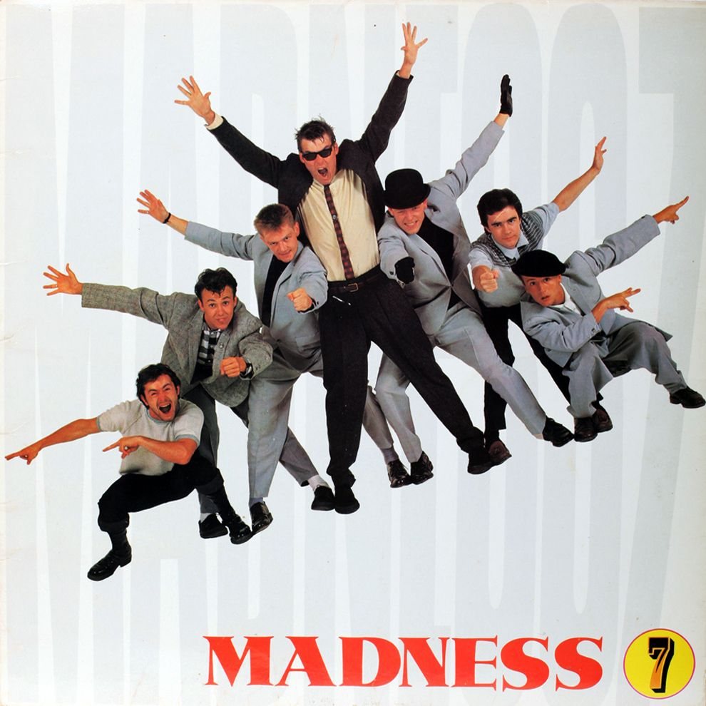 Madness Are A British Pop Ska Band From Camden Town London Lp Albums Vinyl Records Madness Our House