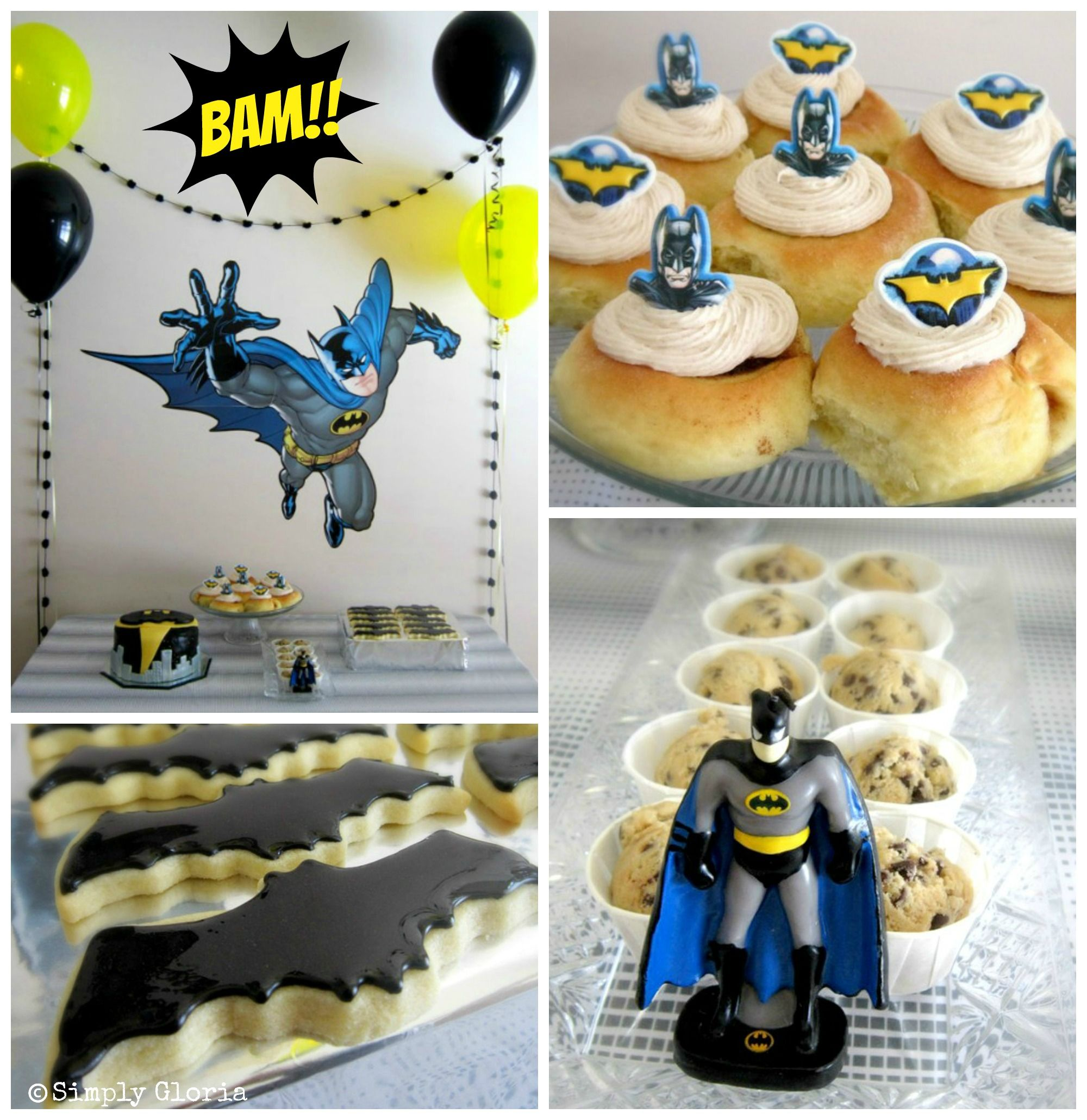 Pin By Vicki Ashton On Birthday Cakes Pinterest Batman Party
