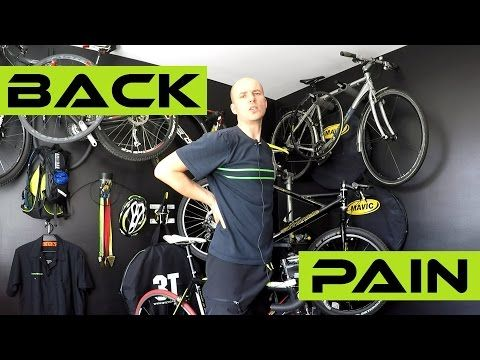 Bike Fit Lower Back Pain Syndromes In Cycling How To Setup Your