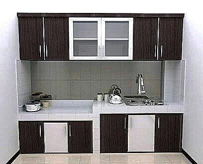 Model Kitchen Set 2017