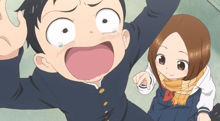 Season kedua dari anime Karakai Jouzu no Takagisan. The
